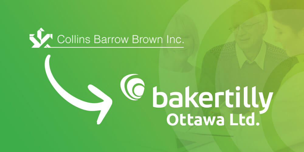 Bakertilly Ottawa Formerly Collins Barrow Brown Inc.